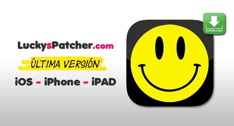 Lucky Patcher IOS IPhone IPAD